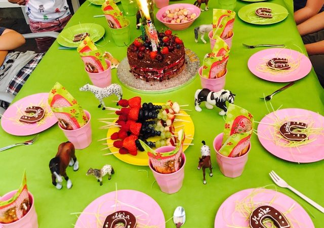 Rundum sorglos Geburtstag feiern