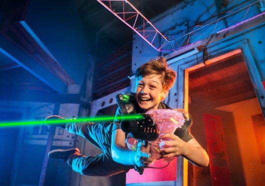 Lasertag – Komplettgeburtstagspakete mit Spaßgarantie